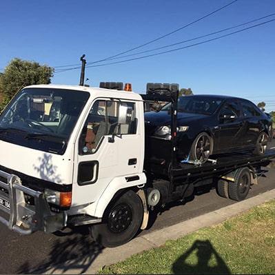 Tow Luxury Cars